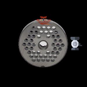 Disco Boca 10 – furo 4 mm