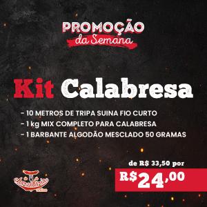 Kit Calabresa (Prático)